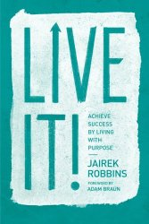 Live It! | Author Interview: Jairek Robbins