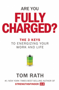 Are You Fully Charged book by Tom Rath Book Summary