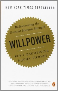 Willpower book summary