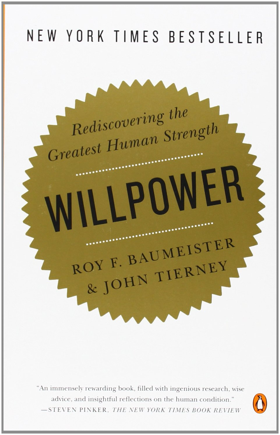 willpower by baumeister tierney willpower book summary