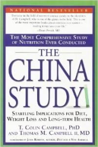 the china study book summary