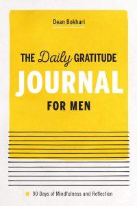 Daily Gratitude Journal for Men
